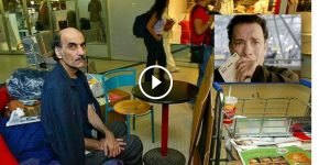 Man who wandered for 18 years at the airport