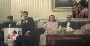 Reza Pahlavi's birthday in Iran 1977