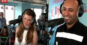 Arash on Moscow Radio